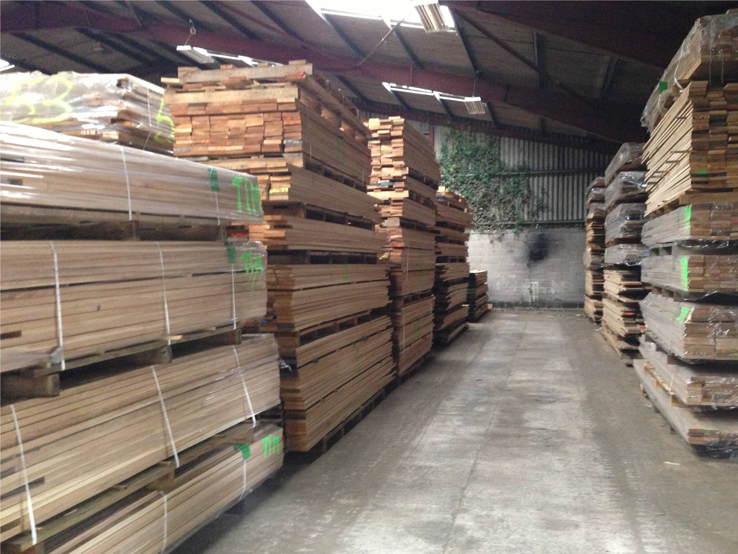 How to find the right timber for your project